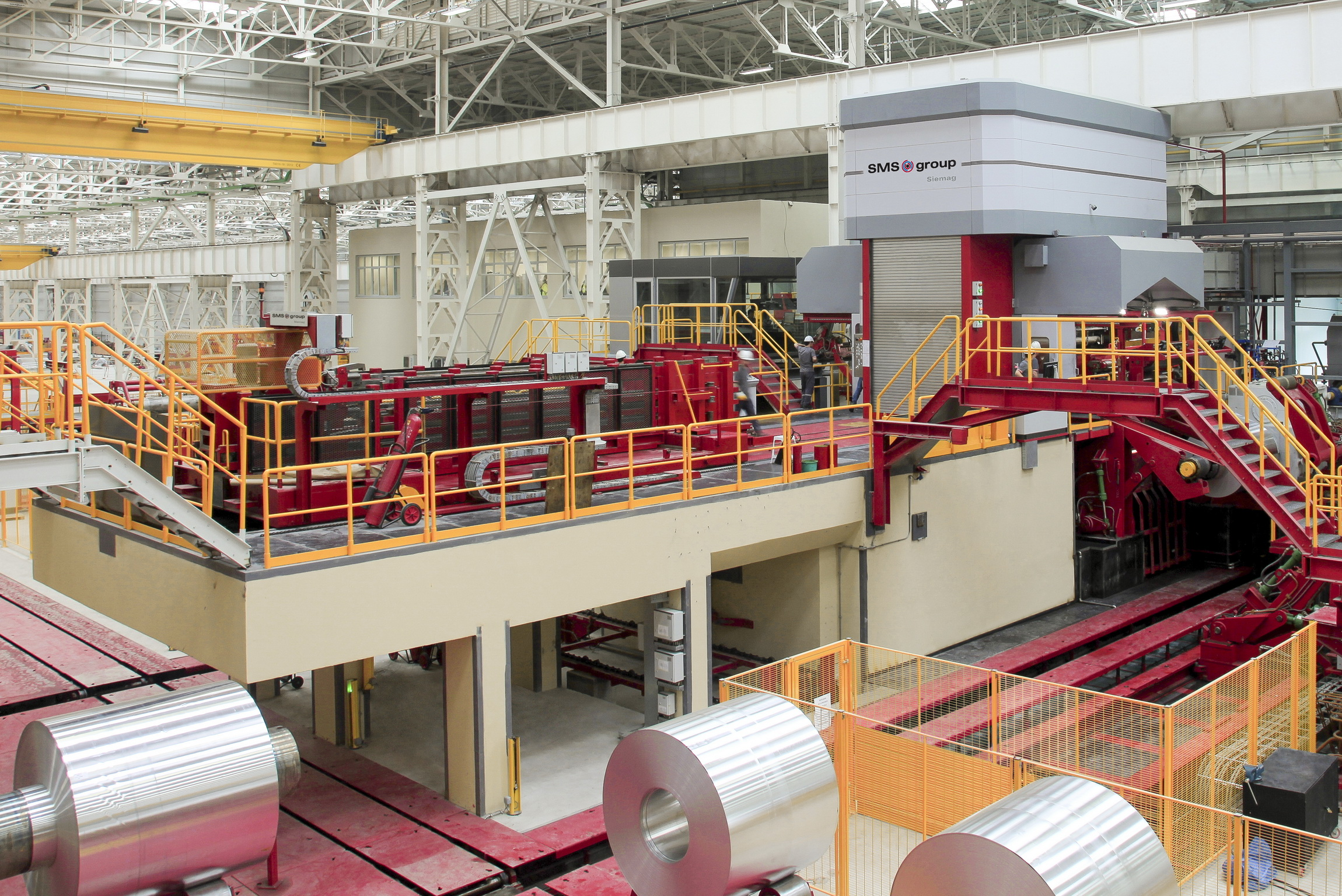Bulgarian manufacturer of aluminum products orders modern cold