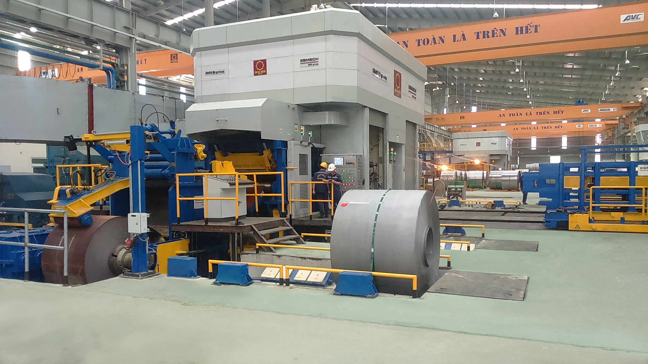 Hoa Sen Group orders third compact cold mill | Press Detail | SMS group