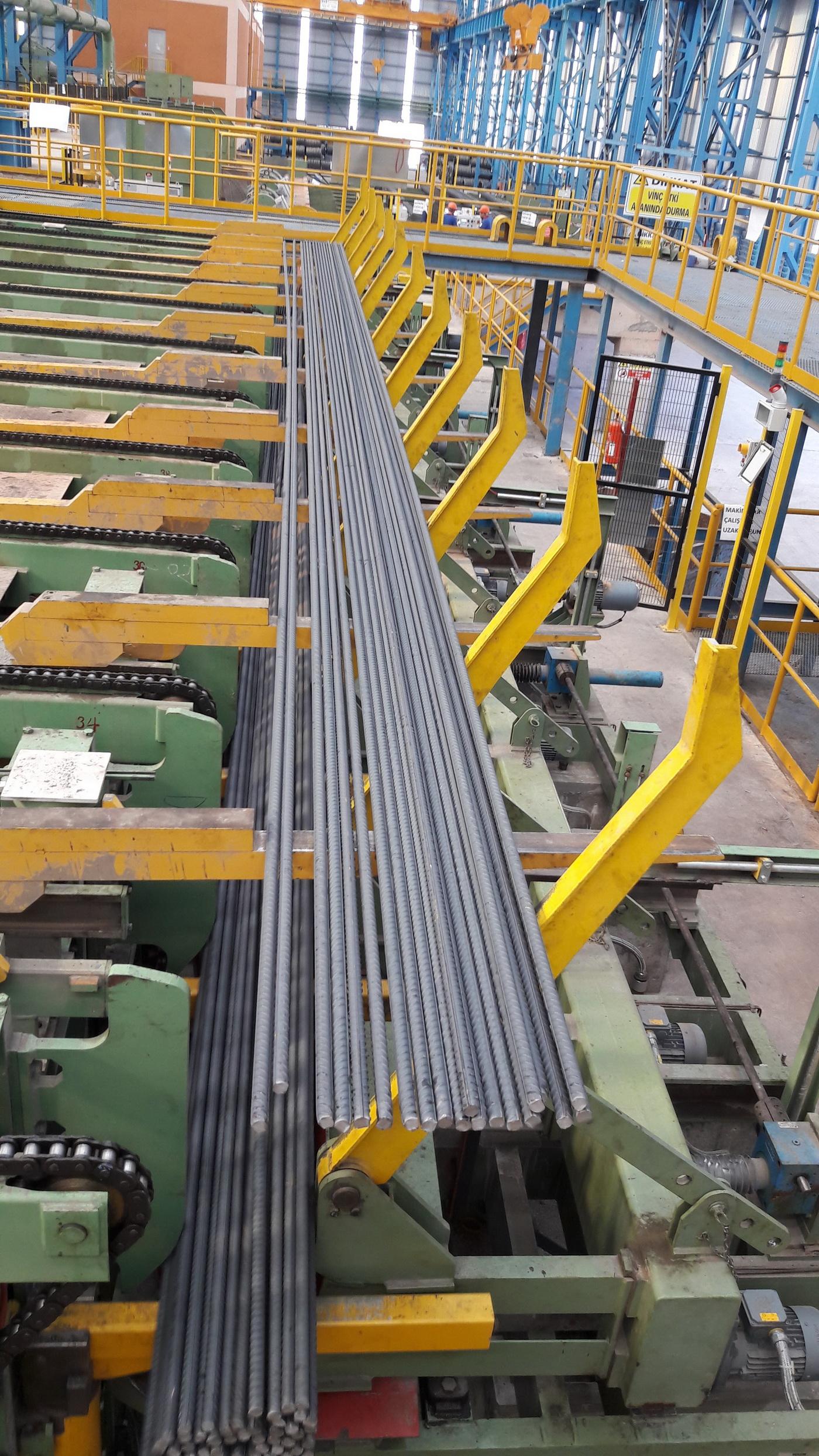 Steel Dynamics Roanoke Bar Division Orders New Reheating