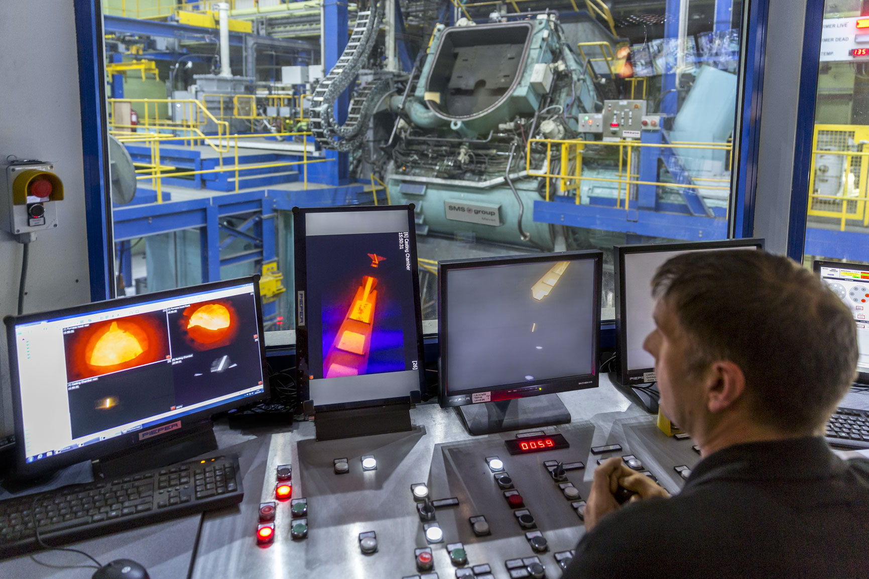 Tata Steel Produces Ultra Clean Steels With Vim X Eed