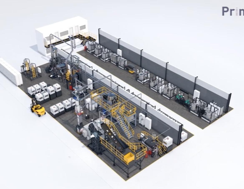 Primobius demonstration plant Hilchenbach, Germany