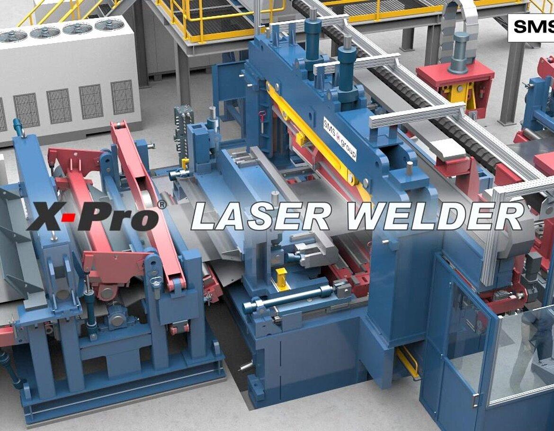 X-Pro<sup>®</sup> laser welder