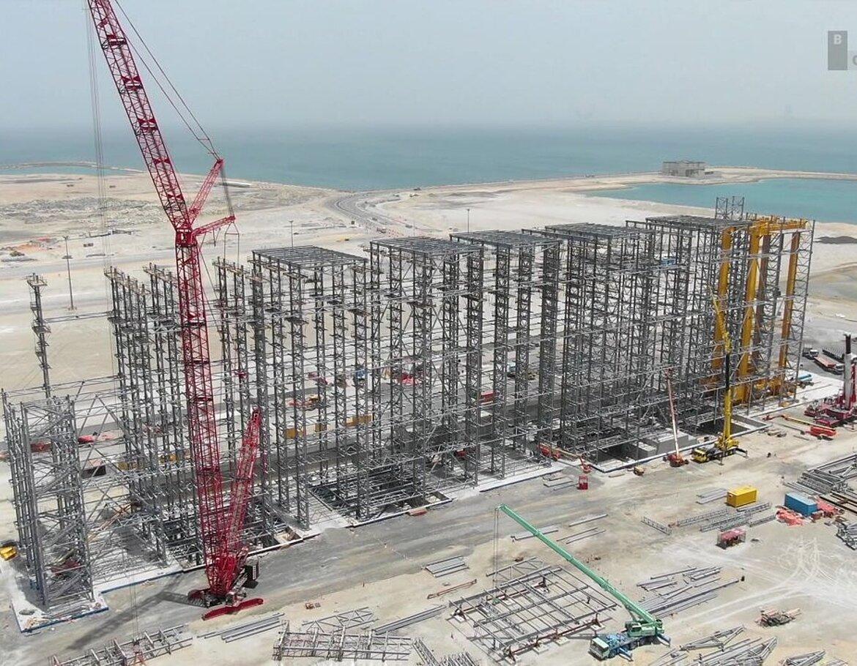 Boxbay - Construction progress (May 2020)