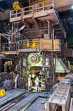 Mill stand Ilsenburger Grobblech