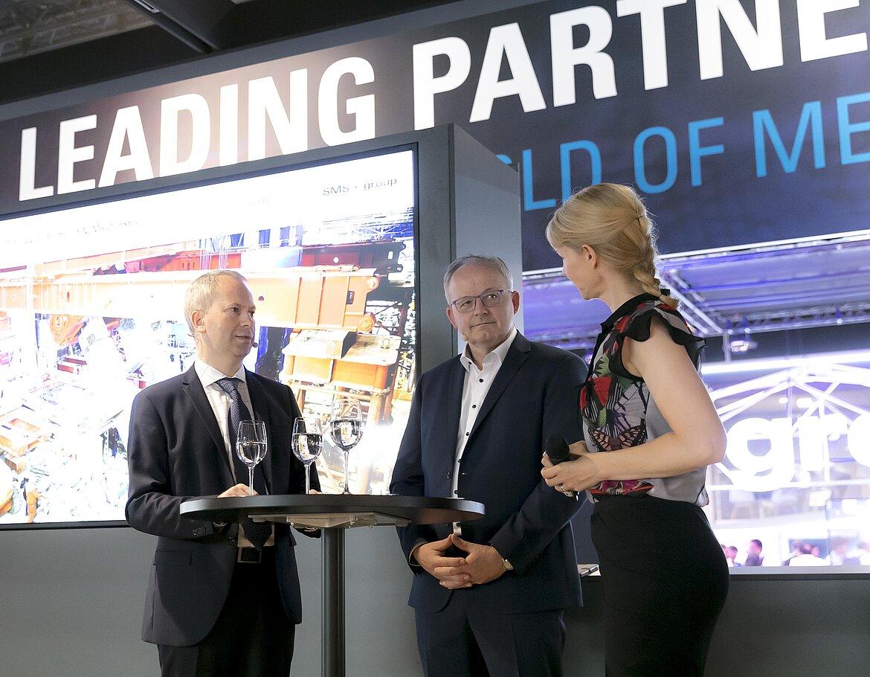 Leading Partner Talk: Yuriy Bokachev, NLMK DanSteel