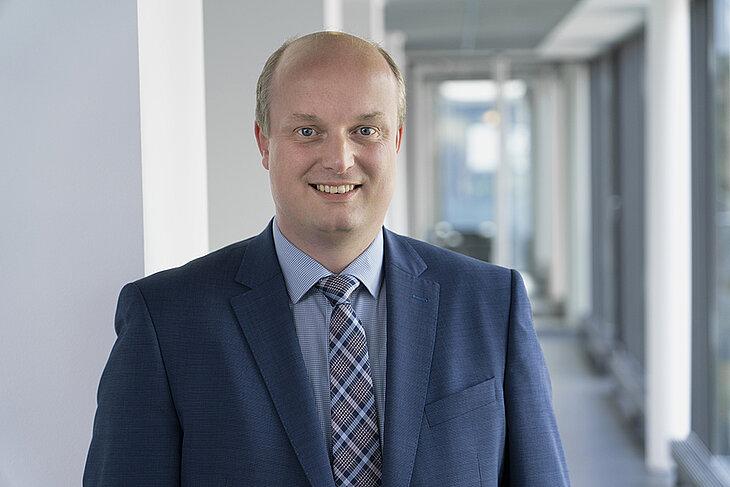 Thomas Maßmann, Executive Vice President Long Products, SMS group
