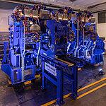 Die 4. Generation der 7-Zoll-PQF®-Anlage ist in der Lage, 200 Rohre pro Stunde zu walzen.