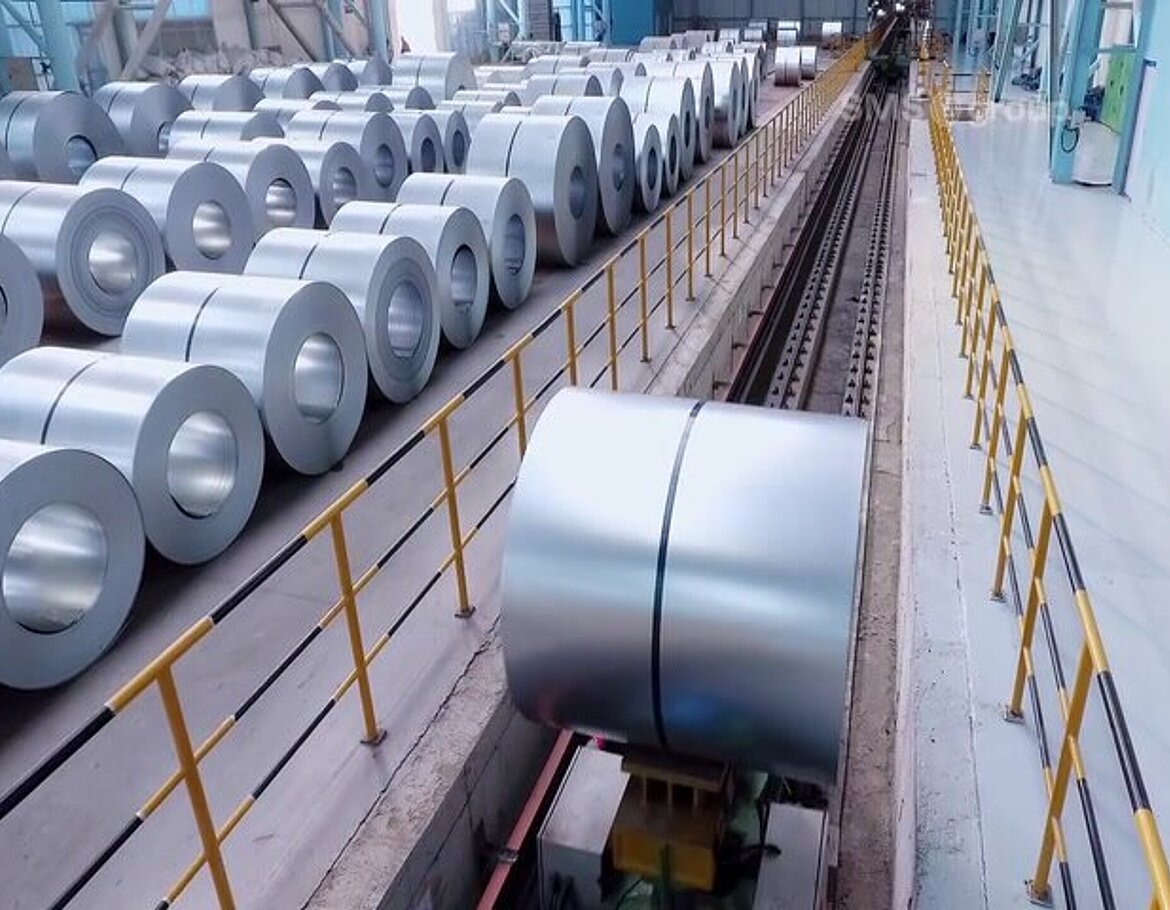 SMS group cold rolling mills - A concept that takes all future options into account